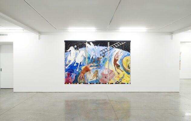 Emma Amos: True Colors, installation view
