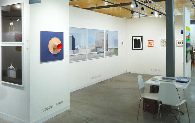 Galerie Richard at VOLTA12 Basel 2016, installation view