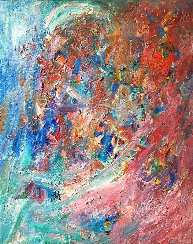Jean-Marie Haessle, 'Untitled', 2008, Painting, Oil on canvas, Wada Garou Tokyo
