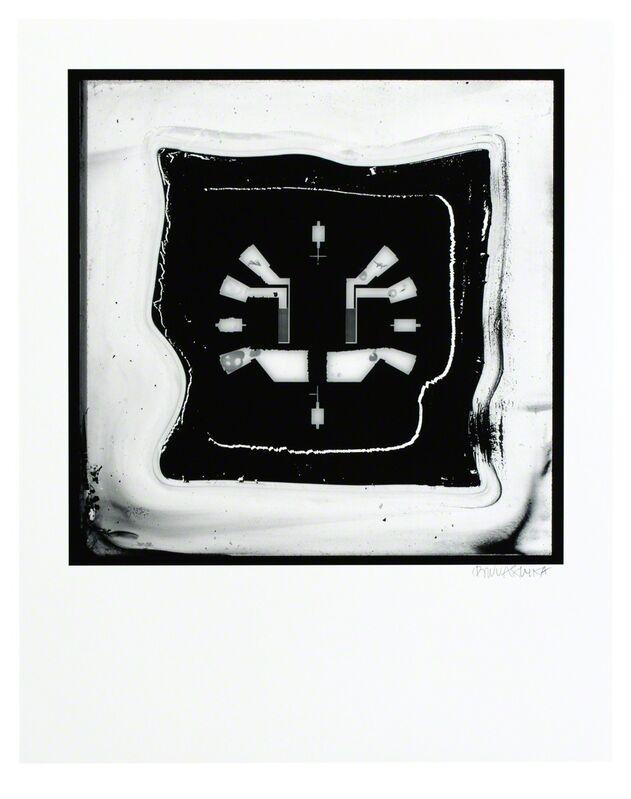Woody Vasulka, 'Glass - Lucifer's Commission', 2015, Print, Pigment print, BERG Contemporary