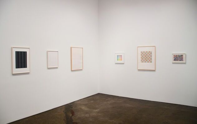 On Paper, installation view