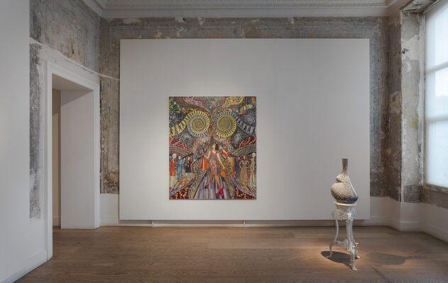 Elif Uras, 'Hayal Meyal', installation view