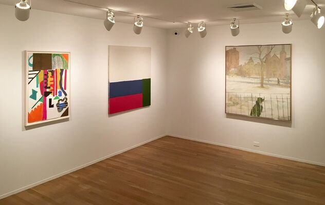 Selected Works: New Arrivals, installation view