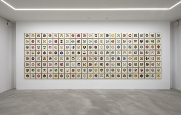 JACOB HASHIMOTO | The Infinite Curve, installation view