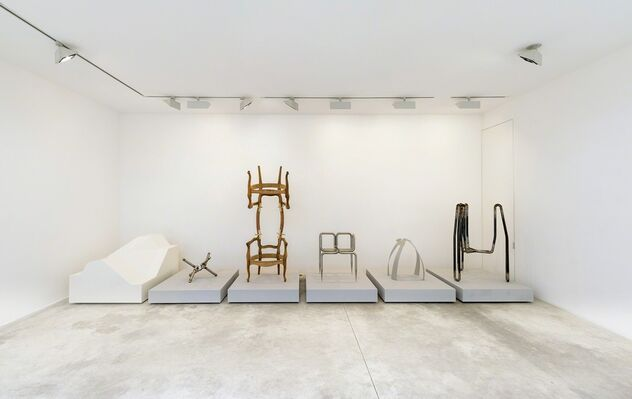 Didier Fiuza Faustino - MY CRAFTS, installation view