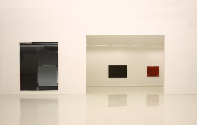 Poétique: The 9th Annual Exhibition of Abstract Art, installation view