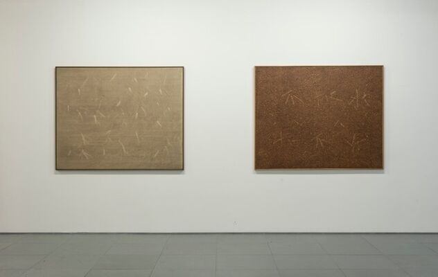Cho Yong-Ik Solo Exhibition, installation view