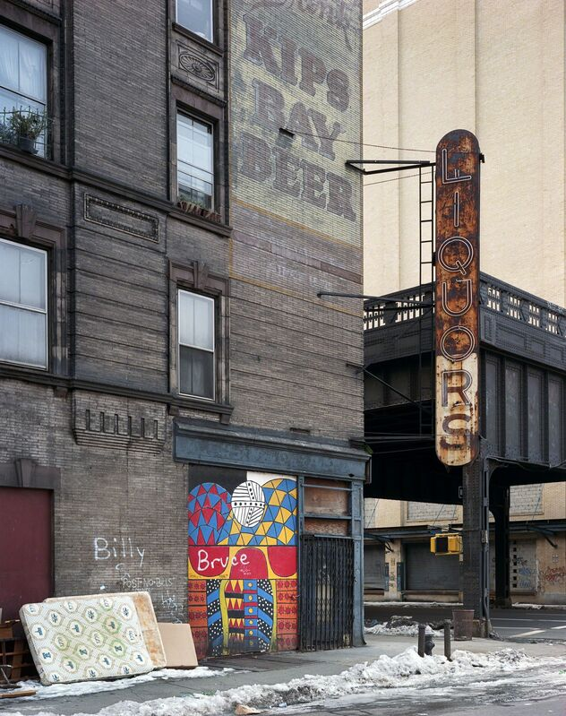 Brian Rose, 'West 17th Street and Tenth Avenue, 1985', 1985, Photography, Chromogenic color print, Dillon + Lee