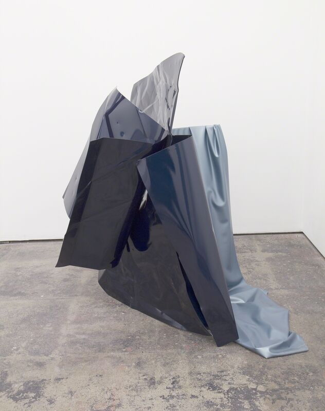Hannah Perry, 'I Don't Want To Go (I Would Like To Ruin Your Life) ', 2015, Autobody enamel on aluminium, latex, Seventeen