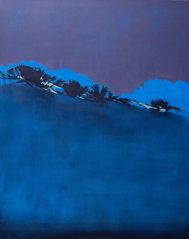María José Concha, 'Nocturno I', 2013, Painting, Oil and acrylic on canvas, DECORAZONgallery