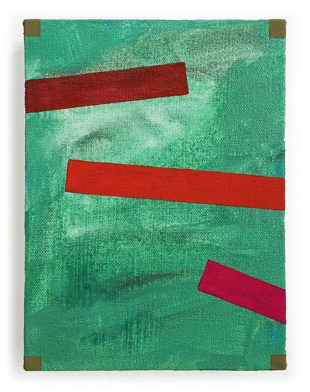 Jessica Simorte, 'Blinds', 2017, Painting, Acrylic on canvas, Uprise Art