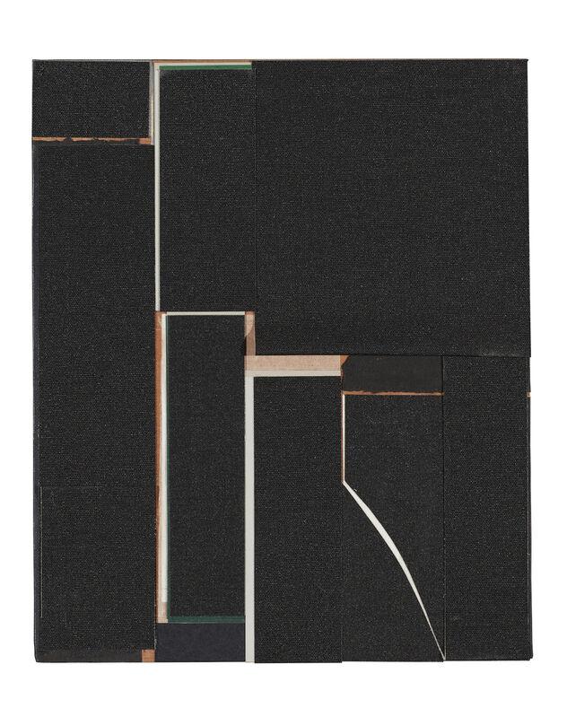 Liu Ke 刘可, 'No. CZC 10', 2018, Painting, Antalis Paper and Tibetan Paper, L+/ Lucie Chang Fine Arts