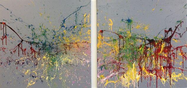Khaled Jarrar, 'Butterfly #6', 2015