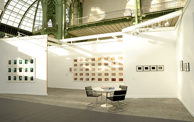 SAGE Paris at Paris Photo 2016, installation view