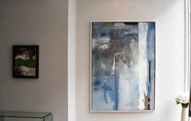 Richard Hearns - Journey, installation view