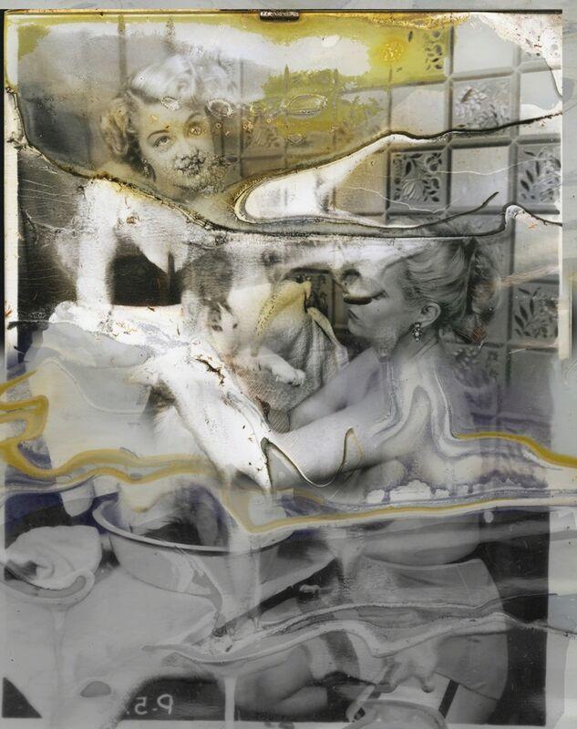 Nikko Sedgwick, 'Washing the Cat', 2012, Photography, Archival digital print, Dillon + Lee