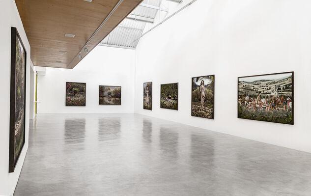 Marcelo Tinoco, installation view