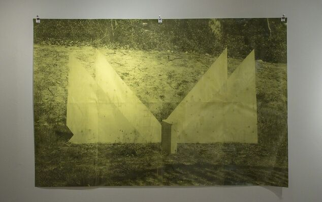 Group Exhibition - Poetics of the Landscape, installation view
