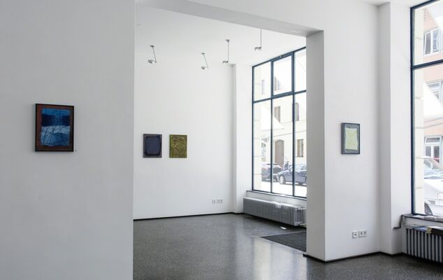 Something will reveal itself - Maria Schumacher, installation view