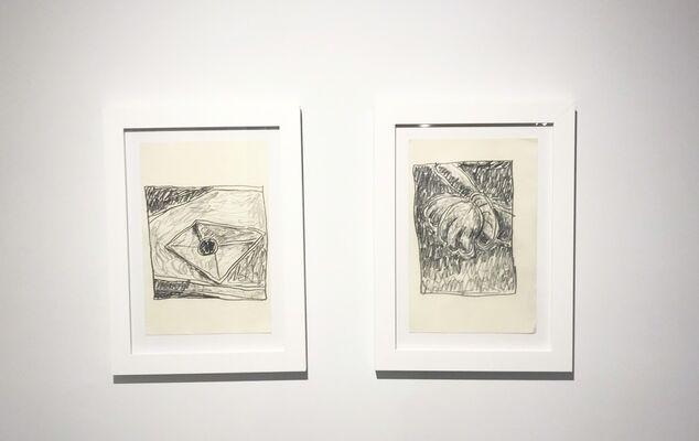 Enrico Riley: New World, installation view