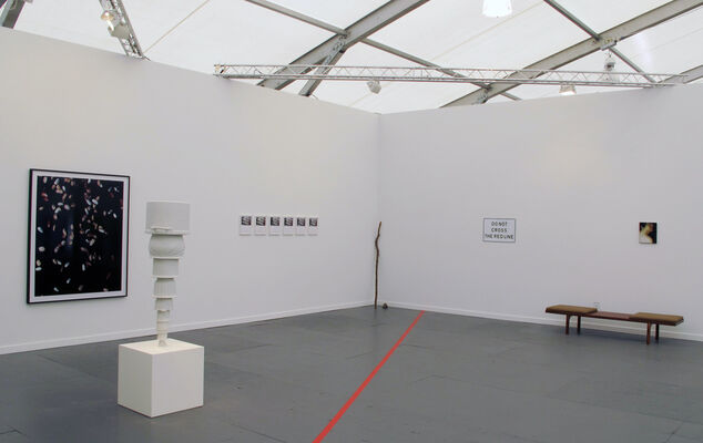Sies + Höke at Frieze New York 2013, installation view