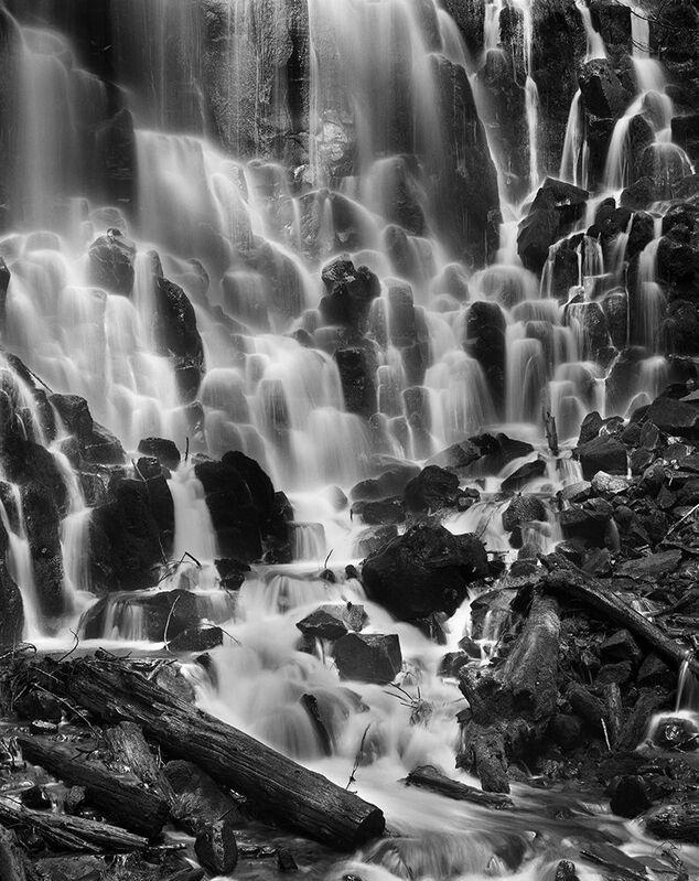 Stu Levy, 'Ramona Falls, Oregon', 1982, Photography, Silver Gelatin Print, Gallery 270