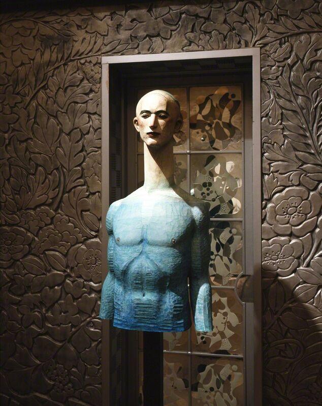 Katsura Funakoshi, ' A Green Lake within Myself', 2008, Sculpture, Camphor & marble, Aki Gallery