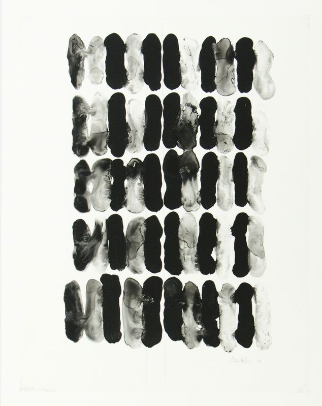 Joan Witek, 'Untitled (WC-105)', 1994, Drawing, Collage or other Work on Paper, Watercolour on film, Bartha Contemporary