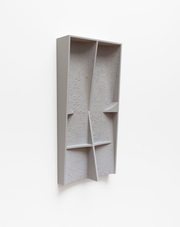 B. Ingrid Olson, 'Future Body, Cement', 2017, Mixed Media, PVA size, Acrylic, Latex, Vinyl Paint and Sand on Polyurethane Foam, Aspen Art Museum Benefit Auction