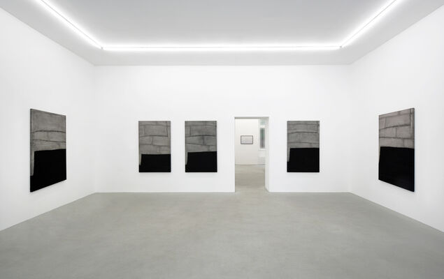 ASGER DYBVAD LARSEN | A BREED OF BORDERS, installation view
