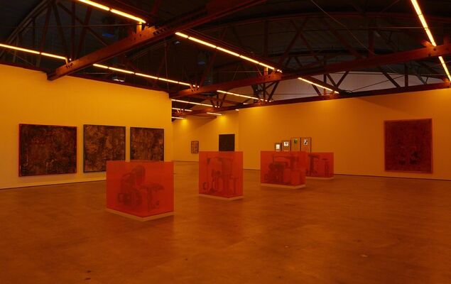 Nicodim Gallery at miart 2016, installation view