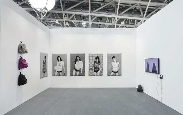 Carbon 12 at Artissima 2016, installation view
