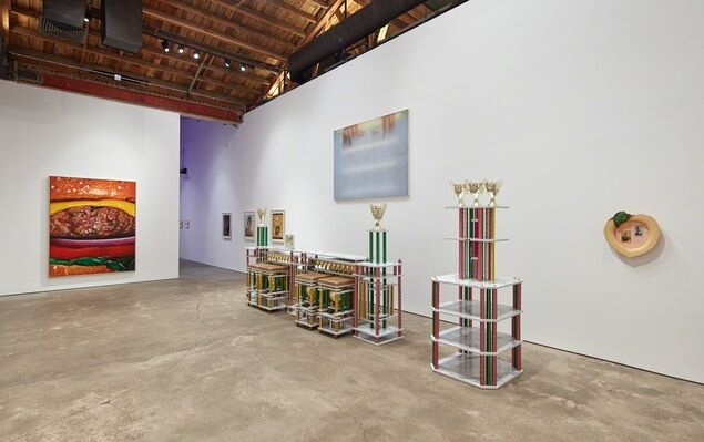 An Homage to Hollis Benton, installation view