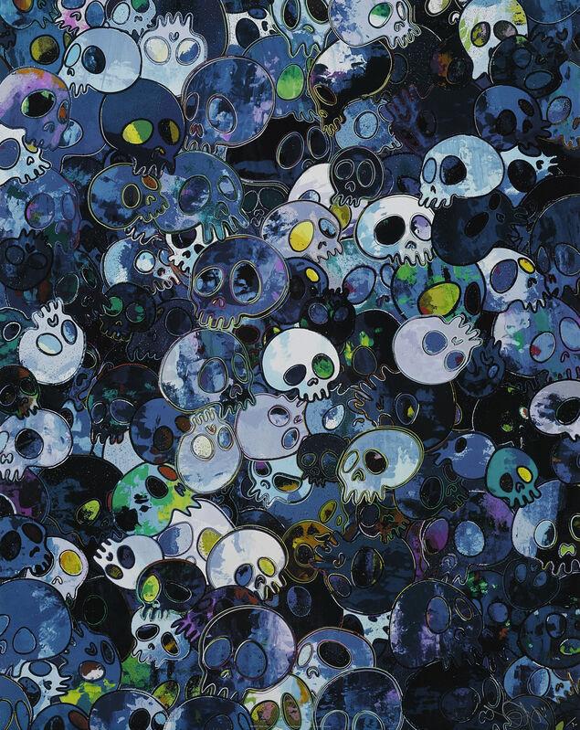 Takashi Murakami, 'MCBST, 1959-2011', 2011, Print, Offset Lithograph, Pinto Gallery