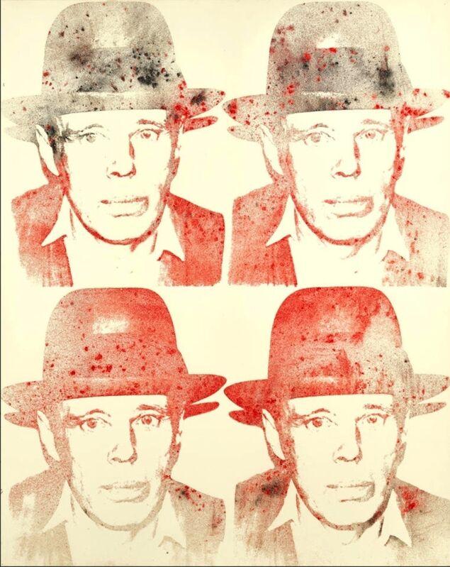 Andy Warhol, 'Joseph Beuys', ca. 1980, Print, Screenprint on Lenox Museum Board paper, RestelliArtCo.