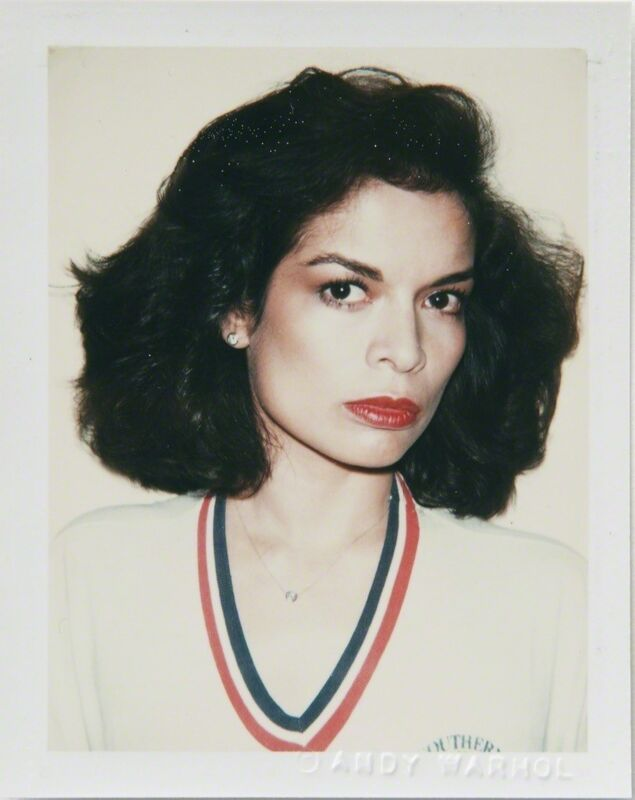 Andy Warhol, 'Andy Warhol, Polaroid Portrait of Bianca Jagger', ca. 1981, Photography, Polaroid, Hedges Projects
