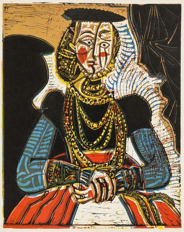 Pablo Picasso, 'Linogravures', 1962, Books and Portfolios, The complete book, Forum Auctions