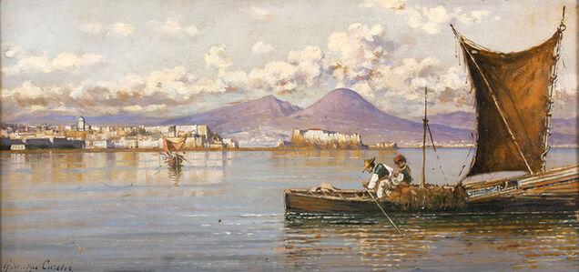 Giuseppe Carelli, 'Seascape'