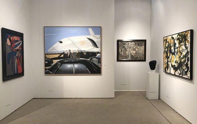 Ascaso Gallery at Art Miami 2016, installation view
