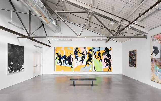 Oliver Jackson: Someplace Else, installation view