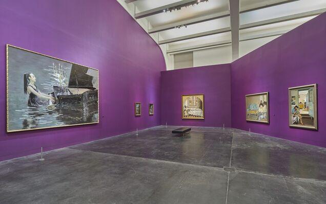 Zhao Bandi: China Party, installation view