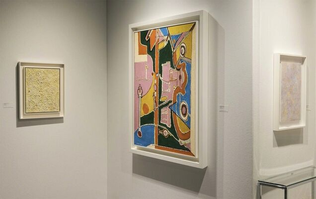 Michael Rosenfeld Gallery at ADAA: The Art Show 2016, installation view