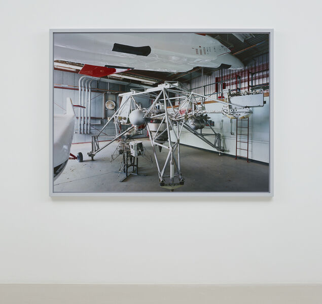 Thomas Struth, 'Research Vehicle, Armstrong Flight Research Center, Edwards', 2014