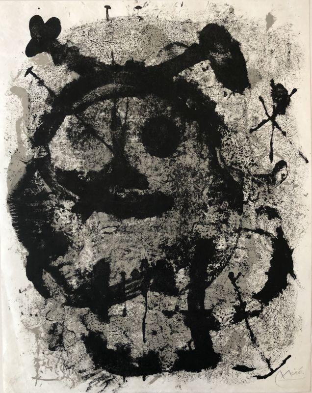 Joan Miró, 'Quelques fleurs pour des amis ', 1964, Print, Lithograph on paper, Le Coin des Arts