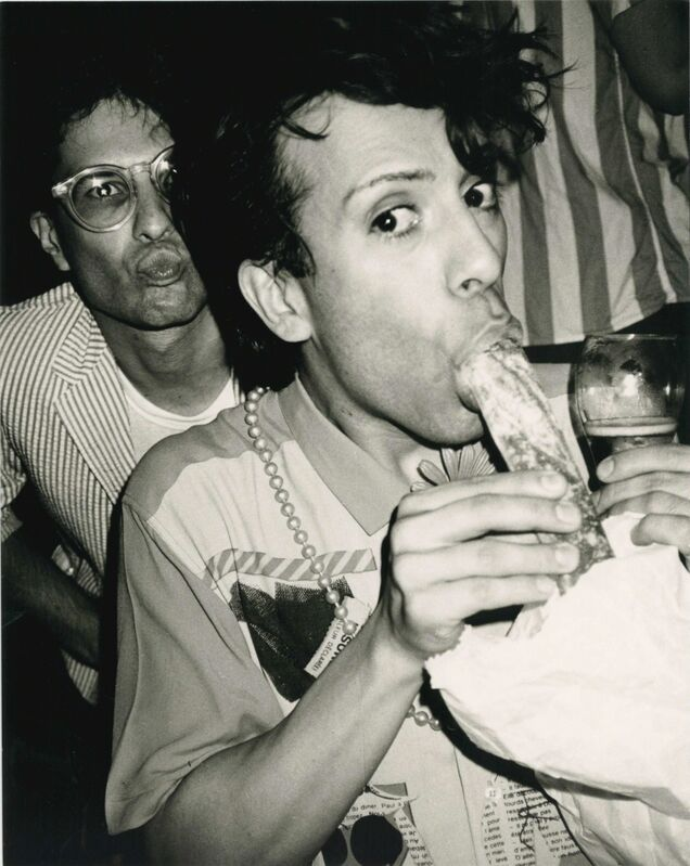 Andy Warhol, 'Joey Arias', 1986, Photography, Gelatin Silver Print, Hedges Projects