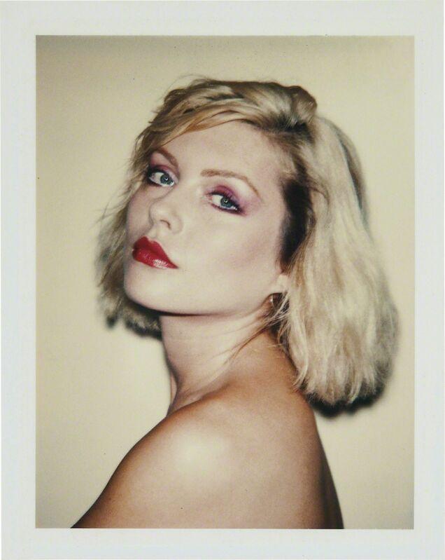 Andy Warhol, 'Debbie Harry', 1980, Photography, Unique Polaroid Polacolor Type 108 print, Phillips