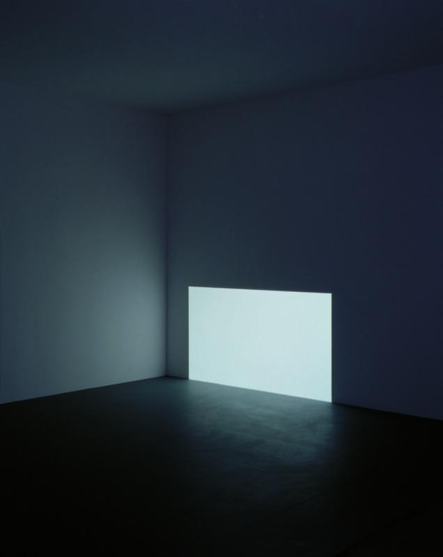 James Turrell, 'Prado (White)', 1967, Installation, Projected light,, Guggenheim Museum