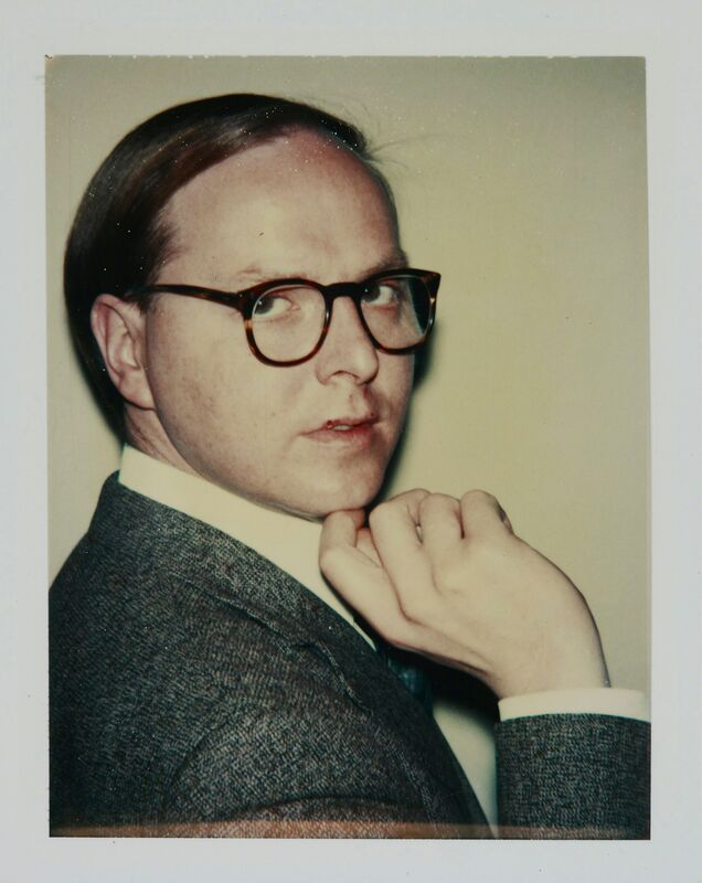Andy Warhol, 'Gilbert & George, Truman Capote, Roy Lichtenstein', 1975-1981, Photography, Four unique Polaroid Polacolor Type 108 prints, Phillips