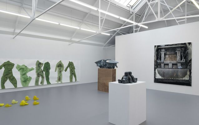The Classics, installation view