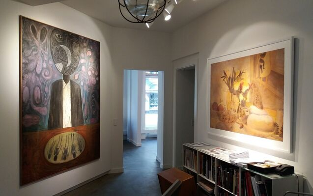 Other Rooms, Louder Noises, installation view